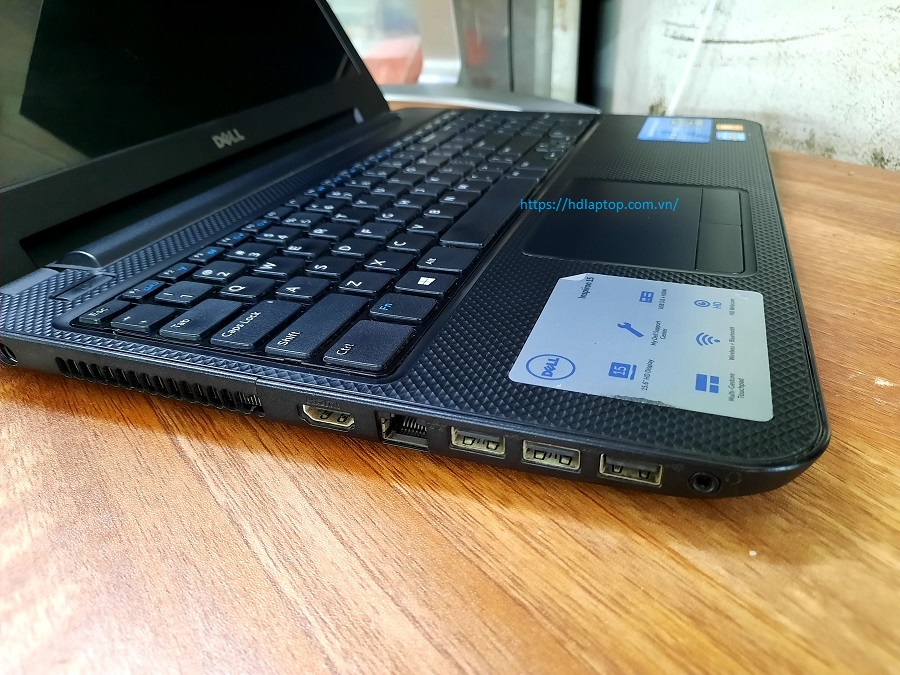 Laptop Dell inspiron 3521 core I3