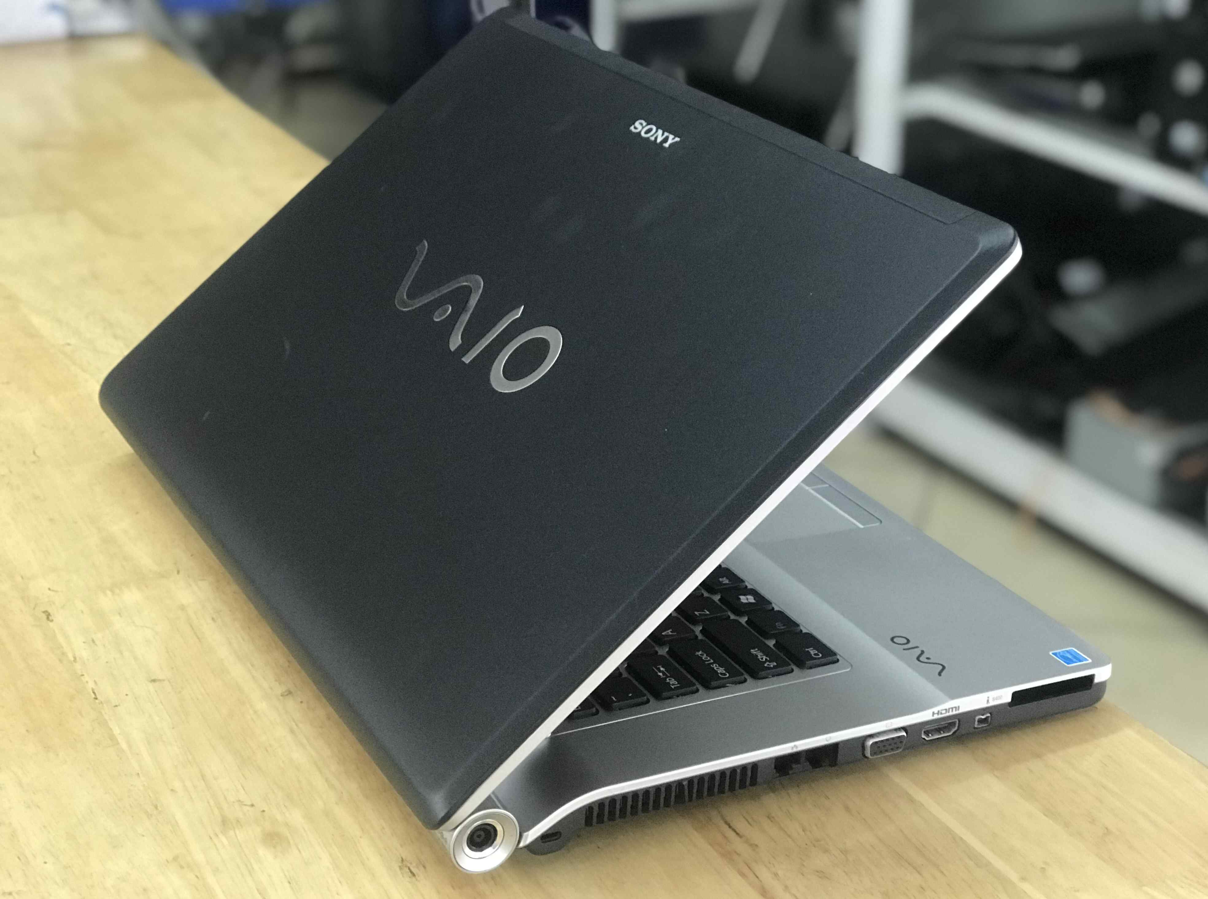 laptop sony vaio fw