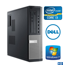 Dell Optiplex 390 Core i3 Ram 4GB SSD 120GB