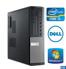 Dell Optiplex 390 Core i5 Ram 4GB SSD 120GB