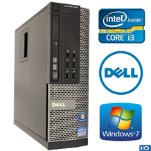 Dell Optiplex 790 intel Core i3 Ram 4GB SSD 120GB
