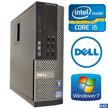 Dell Optiplex 790 intel Core i5 Ram 4GB SSD 120GB