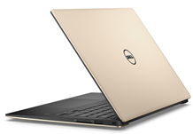 Dell XPS 13 - 9360 GOLD i7 / Ram 8/ SSD 256/ QHD