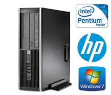 HP Compaq DC 6200 Intel G620 Ram 4GB HDD 250GB