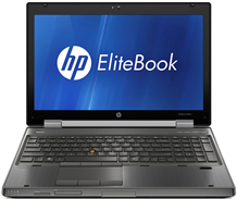 Hp EliteBook 8560W i5 / 4G / 320G / NVIDIA 1000M
