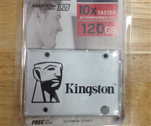 Ổ Cứng laptop SSD Kingston UV400 120GB
