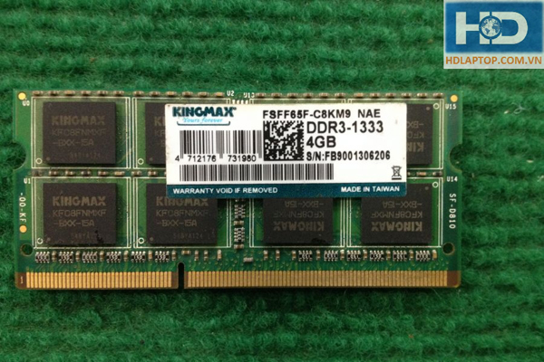 Ram LAPTOP 4GB DDR3 BUS 1333/ 1600