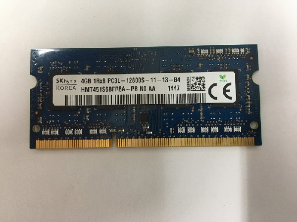 Ram laptop Dell inspiron 3558