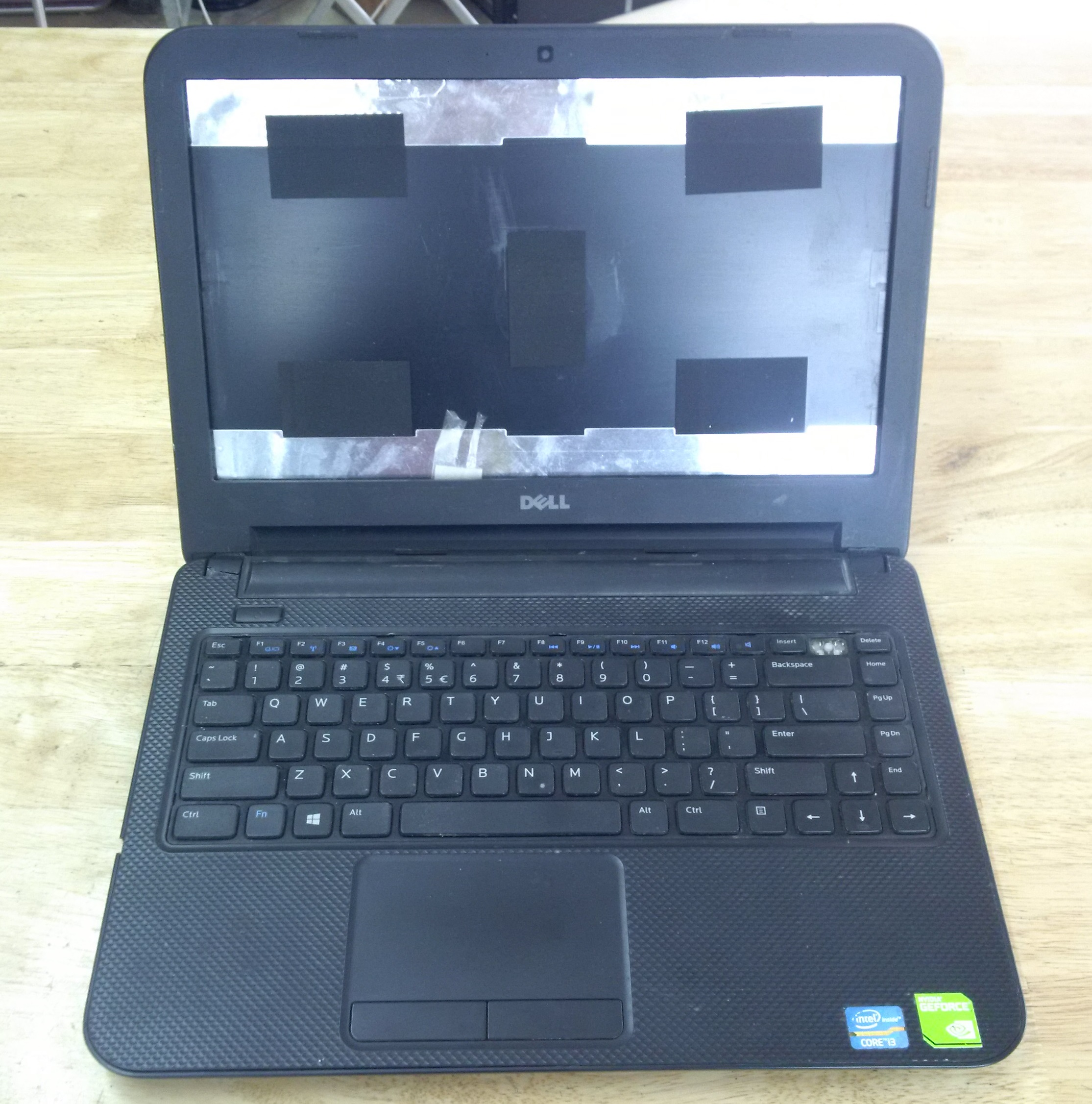thay vỏ laptop dell inspiron 3421